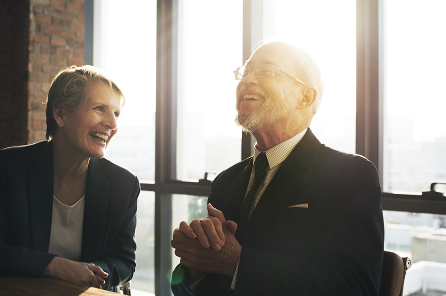 Building relationships to secure success